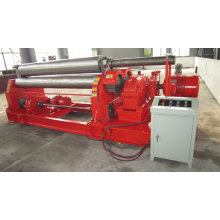 W11-16X2500 Mechanische Art 3-Walzen-Roll-und Biegemaschine