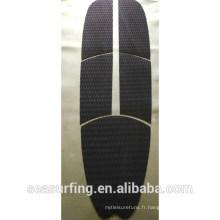 Tapis de pont de texture de diamant noir 2015 pour paddle board / sup