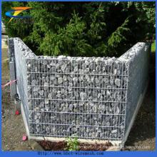 Rígido qualidade Reno colchão cesta quadrada Gabion caixa soldada