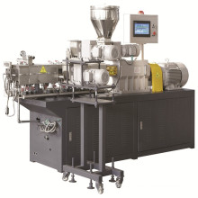 Twin Screw Extruder Machinery For TPO TPU Plastic Pellet Recycling