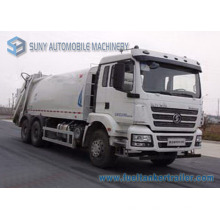 20000L 6X4 Shacman 3 Achsen Comperssion Müllwagen