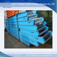 Решетка из нержавеющей стали для крышки бассейна