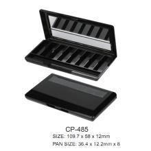 Estojo compacto de plástico quadrado Cp-485
