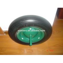 14x3.50-8 rueda de la espuma de la PU para la carretilla de rueda