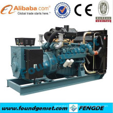 Doosan diesel power generator set,cheap diesel generator,China diesel generator set