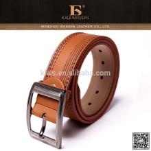 OEM cowhide Newest used aks mens new fashion pu belt