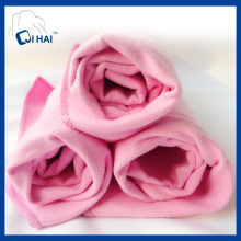 Solid Color Promotion Suede Towel (QHAD55980)