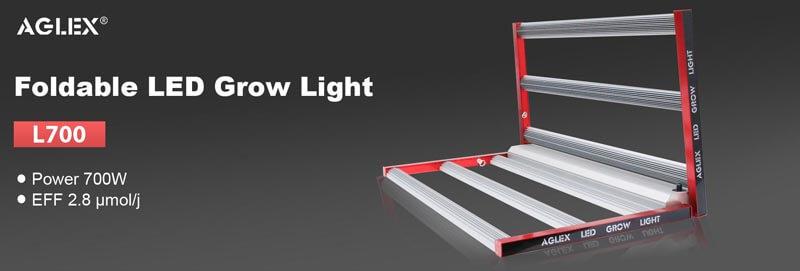AGLEX L700 LED grow light bar
