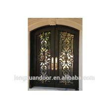 Conception de porte d'entrée principale, design de porte principale, conception de porte en fer forgé