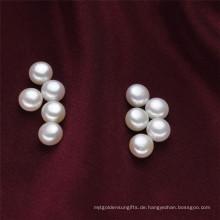 8-8.5mm weiße echte natürliche Perlen Perlen Preis