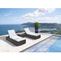 Outdoor Aluminium White wonderful Lounge Chair