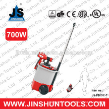 JS HVLP 750W Electric Motor Paint Spray Gun Kit 800ml, JS-FB13C-T
