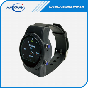 GPS bracelet watch for prisoner