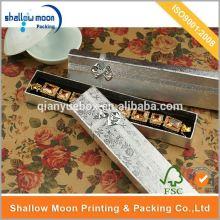 Wholesale customize alibaba cheap jewelry boxes