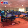ITTF tapis de sol de tennis de table