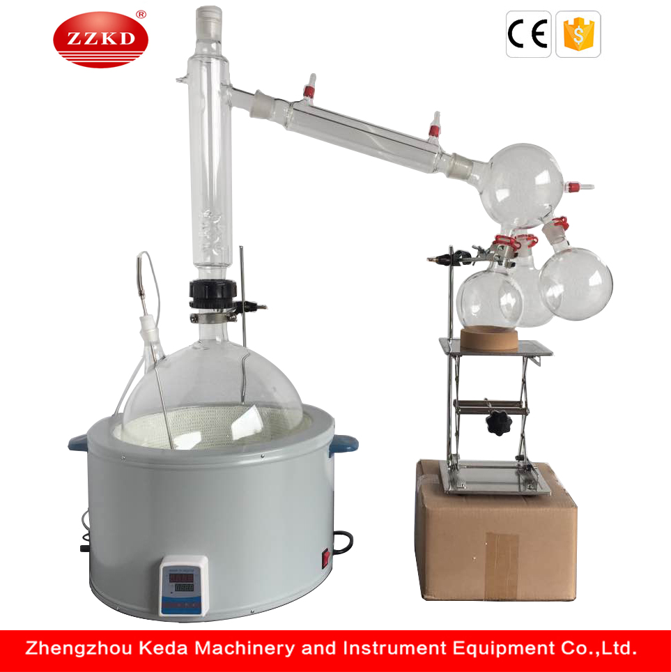 2L 5L 20L Short Path Distillation