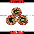 Чип покерного покера (YM-CP001-002)