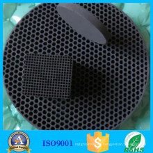 productos de eliminación de humos químicos a granel de carbón activado en nido de abeja