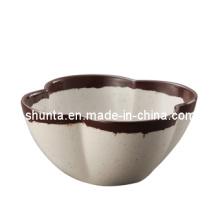 """Vaisselle 100% en mélamine - Vaisselle à dessert de la série """"Mille de montagnes"""" / Vaisselle en mélamine de haute qualité (CS4231)"""