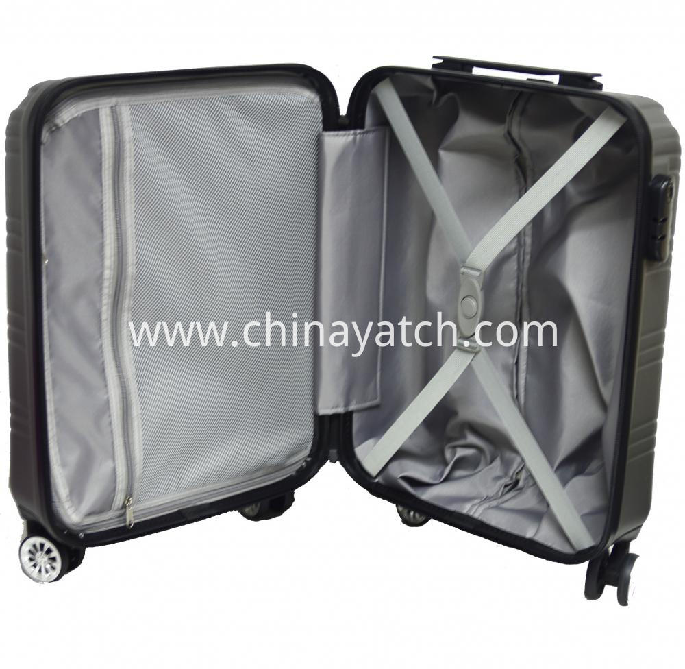 Alloy Trolley Suitcase