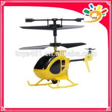 SYMA Mini Helikopter S6 3CH Der kleinste RC Hubschrauber der Welt mit Gyro RTF