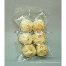 Odorless and Healthy Black Garlic 6pcs