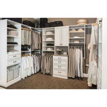 Шкафы легкой сборки по индивидуальному заказу на заводе