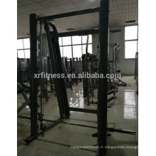 Équipement commercial de gymnase / entraîneur intégré de gymnase / machine multifonctionnelle de Smith (XH-923)