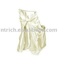Self-tie chair cloth,overlays,wedding chair cover