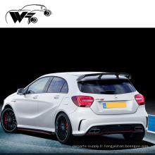 Fibre de carbone type REVOZPORT modifiée pour Benz A - classe W176 A180 A200 A260 A45