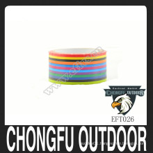 2015 rainbox stripes print duct tape with Professional Waterproof