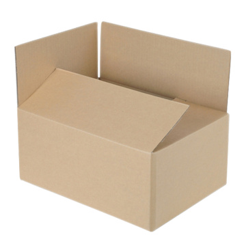 Recycled Corrugated Packaging Caja de papel plegable
