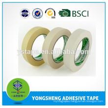 Colorful masking tape jumbo roll with cutting machine