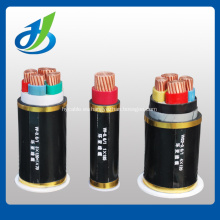 0.6 / 1KV de baja tensión VLV PVC aislamiento y forrado de cable de alimentación para dentro, túnel y foso de cable