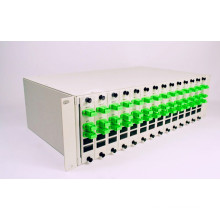 Rack Splitter Box Sc / APC 1 a 2 USD 20,00