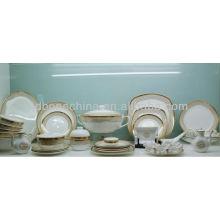 Прочный нерушимой посудой салат миску керамический горшок посуда меламин кость фарфор ужин набор