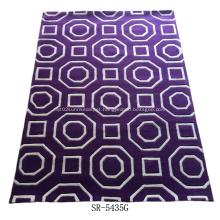 100% Acrylic hand tufted carpet