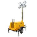 Световая башня мобильная наружная прожекторная башня
