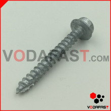 Hex Flange Head Wood Screw with Cutted Point