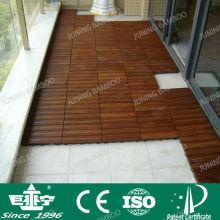 Damp Proof & Heat Resistant Bamboo Balcony Flooring