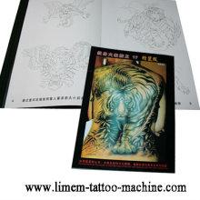 alta qualidade quente The Newest & Popular Tattoo Book
