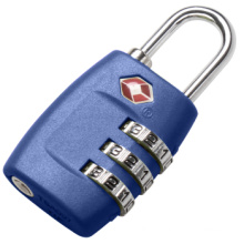 Travel Luggage Lock Tsa Cable Lock Tsa Combination Lock