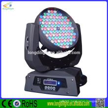 108X3W DMX LED RGBW Moving Head