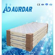 Painel de sanduíche do plutônio do aço da cor da alta qualidade para a sala de armazenamento frio em China