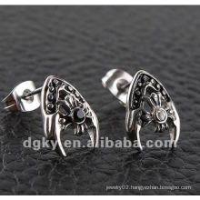 Newest design earring studs for men