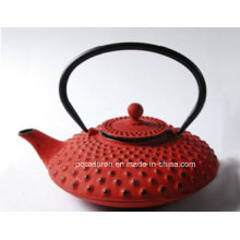 Costomer Design Cast Iron Teapot