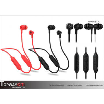 Anti Dropping Sports Bluetooth Earphones