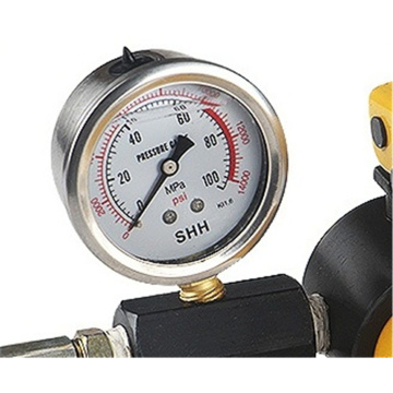 Small Hydraulic Hand Pump Man Power Pressure Instruments