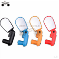 2017 colorful mini bike rearview mirror/adjustable mountain bike mirror