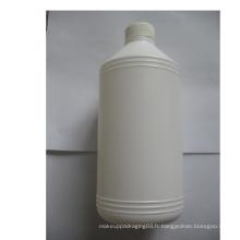 Bouteille en plastique chimique PE 1000ml avec bouchon à vis